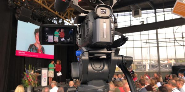 Videoproductie: congres VGS 2018